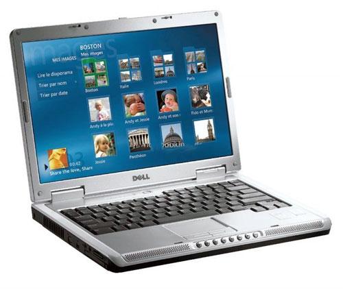 Ноутбук Dell Inspiron 640m