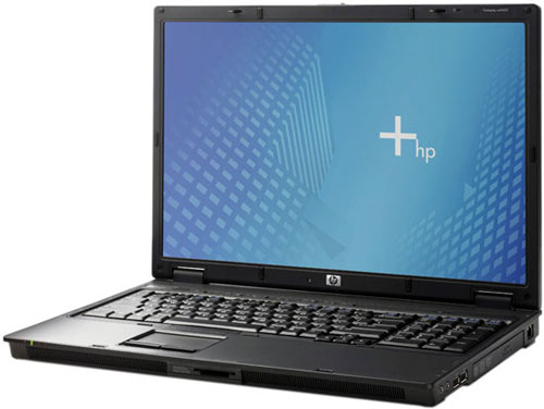 Ноутбук HP Compaq nx9420