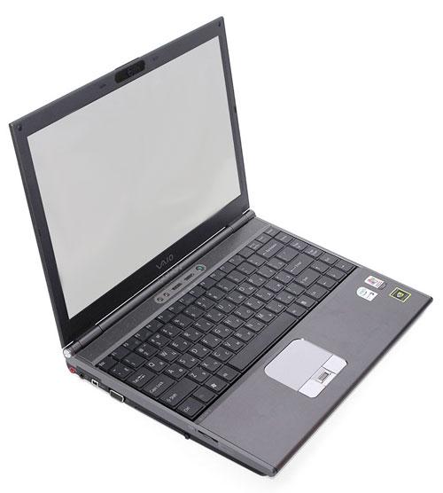 Инновационный ноутбук Sony VAIO SZ2XRP