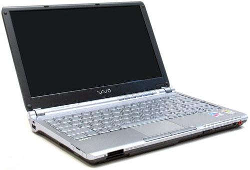 Ноутбук Sony VAIO VGN-TX3XRP