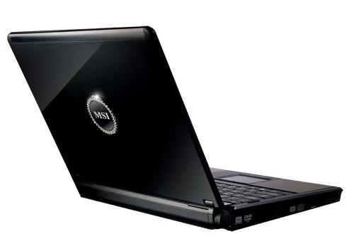 престижный ноутбук MSI S300