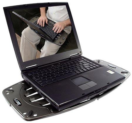 Подставка для ноутбука - Laptop Desk Futura