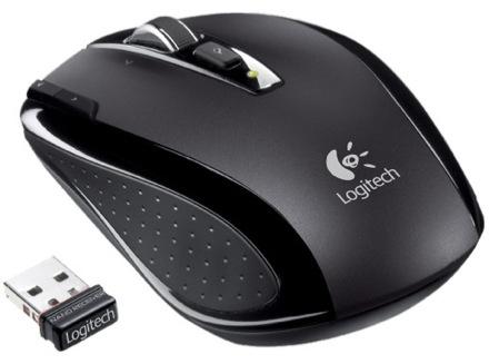 Портативная мышь VX Nano от Logitech