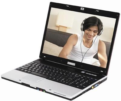 Ноутбук MSI EX600