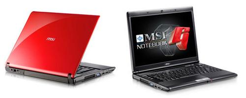 игровой ноутбук MSI GX400
