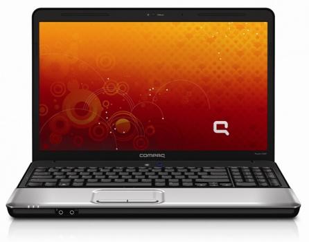 HP-Compaq Presario CQ61